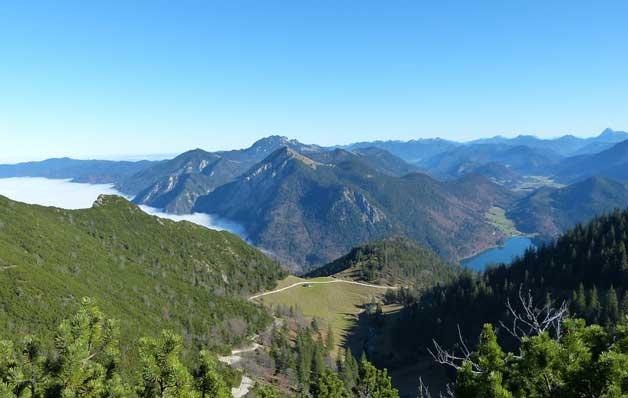 Pengertian Pegunungan Dan Bedanya Dengan Gunung