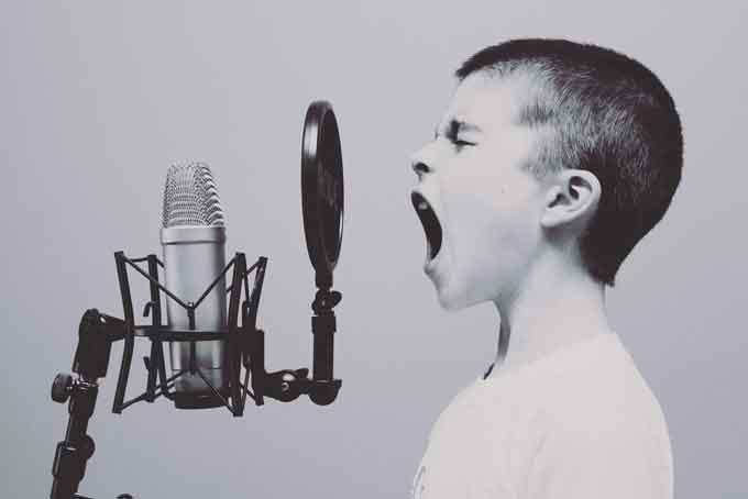 Penyebab suara hilang