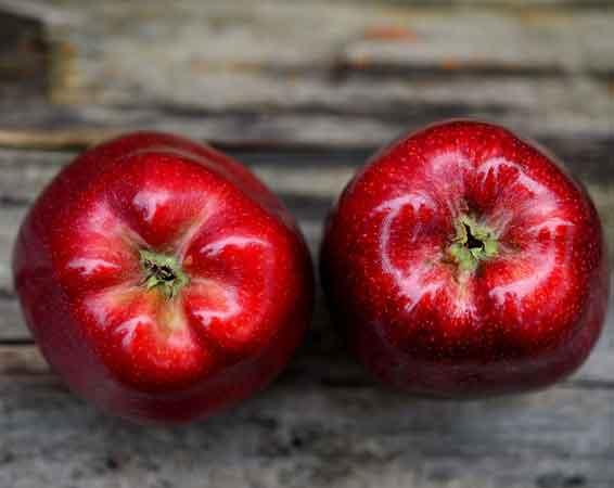cara membuat masker apel