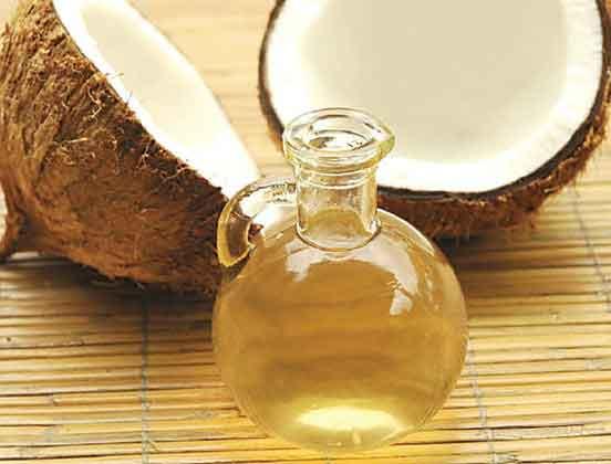 Cara membuat masker minyak kelapa untuk rambut