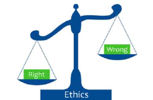 Perbedaan etika dan hukum