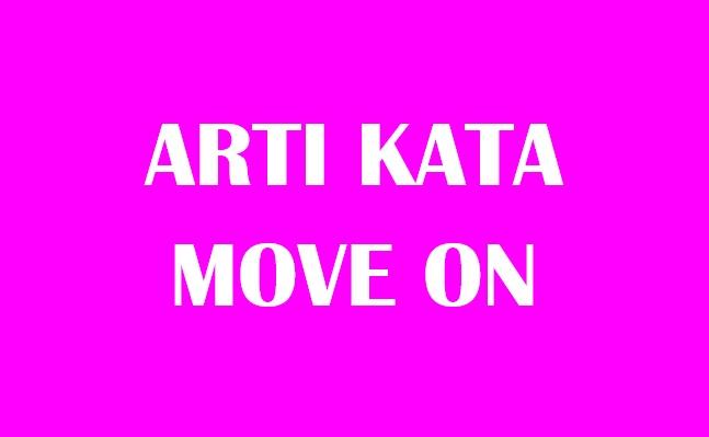 Arti kata move on
