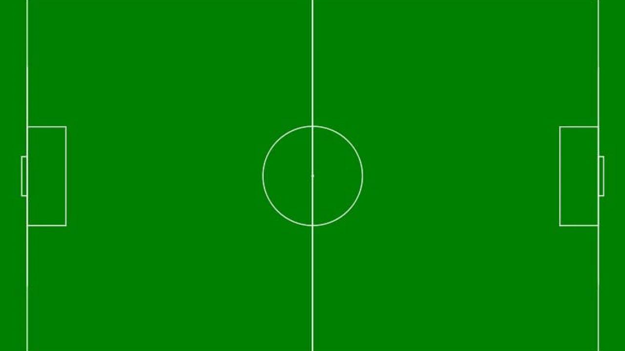 Gambar Lapangan Sepak Bola Lengkap Dengan Ukuran Tempat Berbagi Gambar
