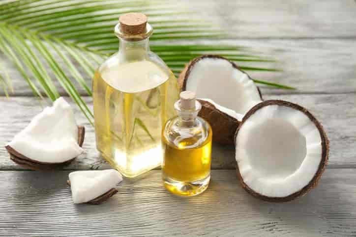 Kandungan minyak kelapa