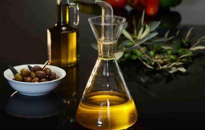 Kandungan minyak zaitun