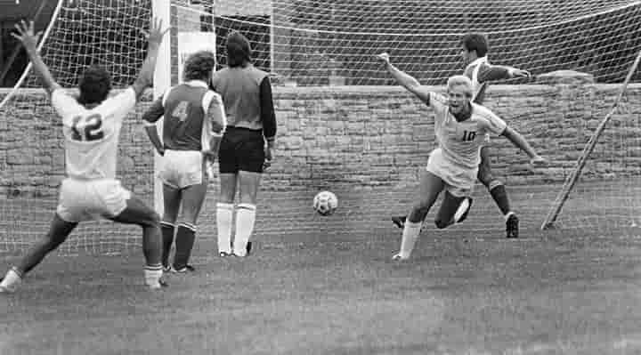 Sejarah sepak bola di eropa