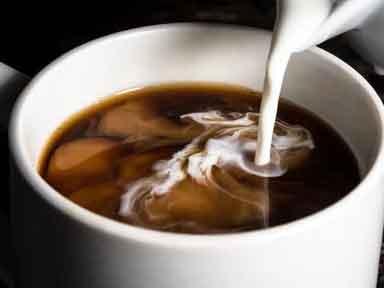 Manfaat masker kopi dan susu