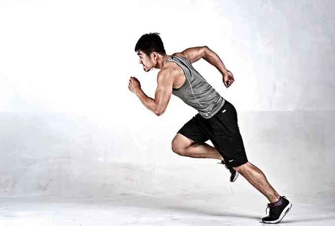 Cara meningkatkan kecepatan lari