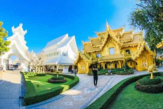 karakteristik negara Thailand