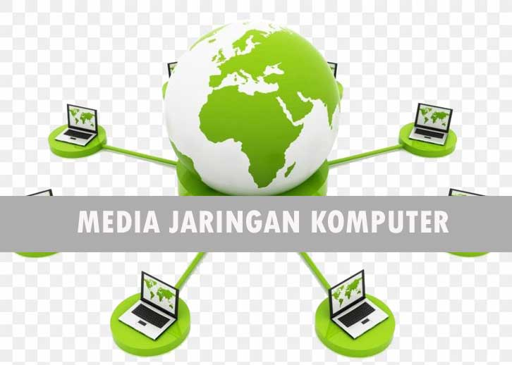 jenis media jaringan komputer