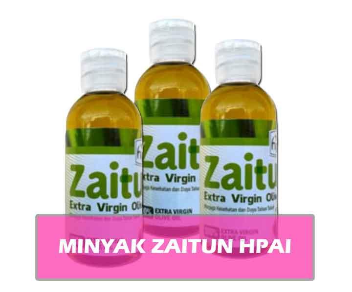 Manfaat minyak zaitun HPAI