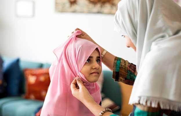 cara mendidik anak perempuan