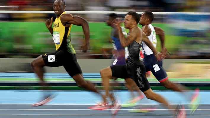 Sejarah atletik dunia