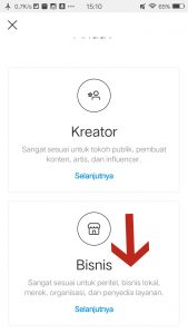 cara melihat insight instagram