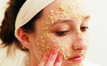 manfaat oatmeal untuk wajah