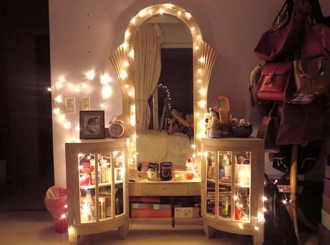 Cara Memasang Lampu Tumblr Di Dinding Kamar Tanpa Paku