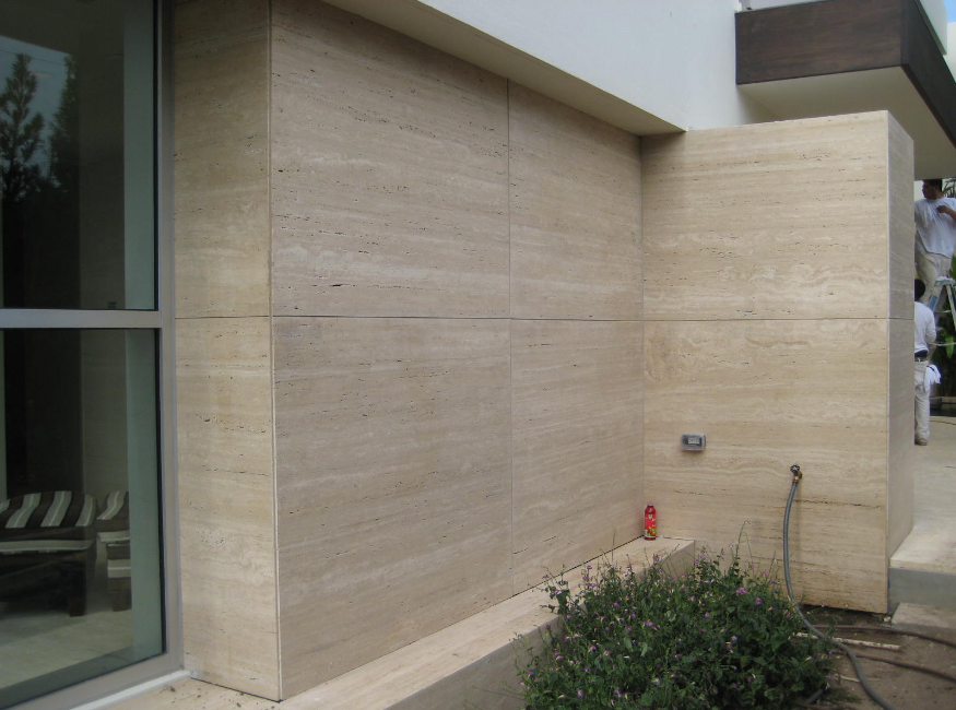 motif keramik dinding teras