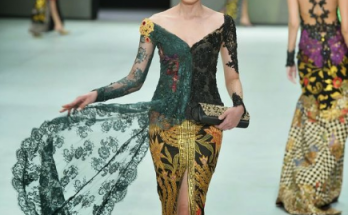 Model rok batik terbaru