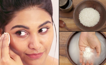 manfaat air beras untuk wajah