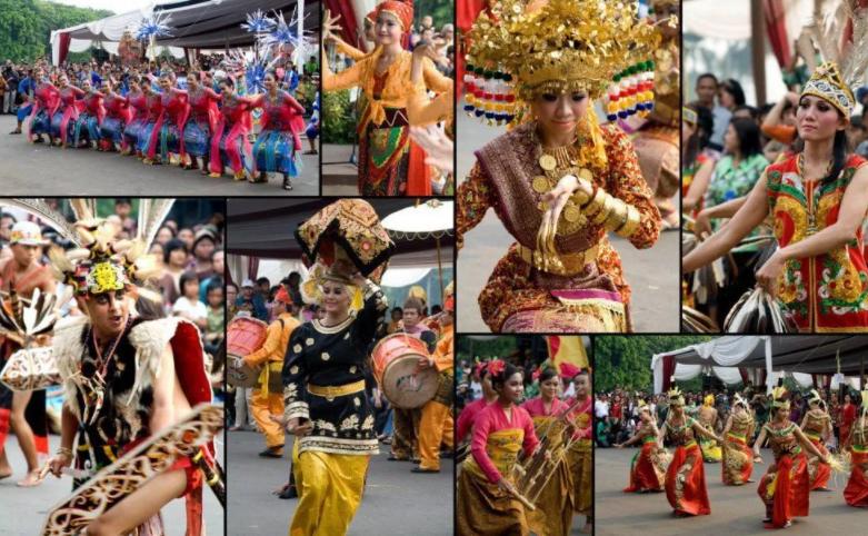 Apa Saja Manfaat Keragaman Sosial Budaya Indonesia? Simak ...