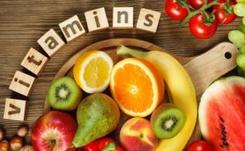 manfaat vitamin a b c d