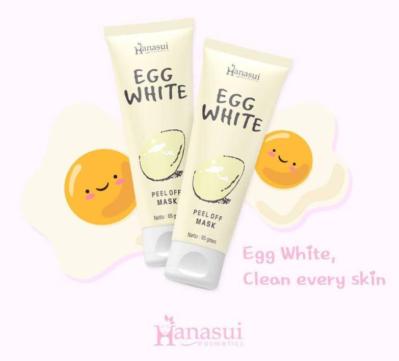 Manfaat Masker Egg White