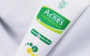 Manfaat Acnes Creamy Wash