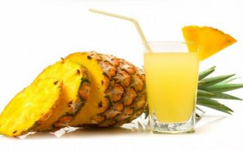 manfaat air nanas panas