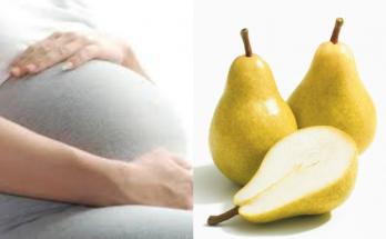 manfaat buah pir untuk ibu hamil1