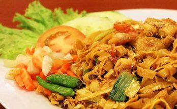 Cara Membuat Kue Tiaw