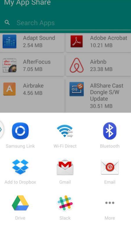 Cara Berbagi Aplikasi Lewat Bluetooth