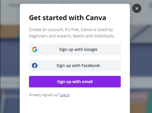 Cara Menggunakan Aplikasi Canva