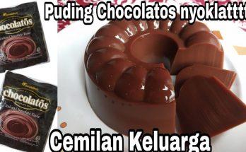 Cara Membuat Puding Chocolatos