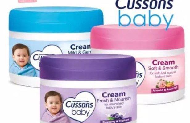 manfaat cussion baby cream