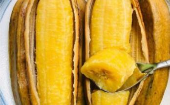 manfaat pisang kepok rebus