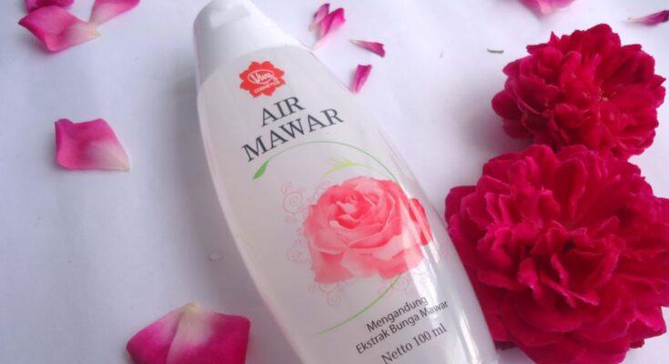 Cara Menggunakan Air Mawar Viva Untuk Wajah