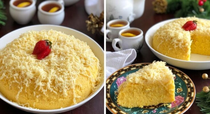 resep kue dari jagung terbaru