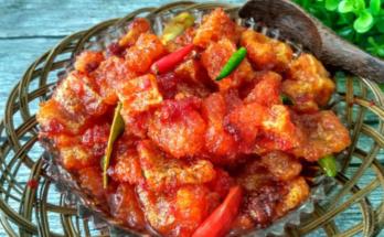 resep sambal goreng krecek tanpa santan