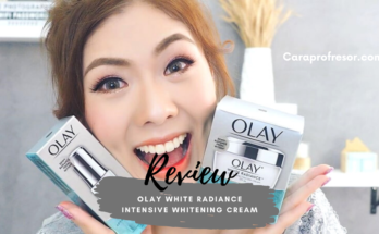 Review Olay White Radiance Intensive Whitening Cream