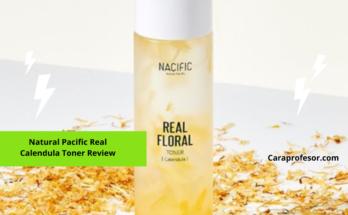 Natural Pacific Real Calendula Toner Review