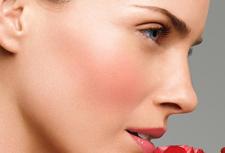 cara menggunakan blush on