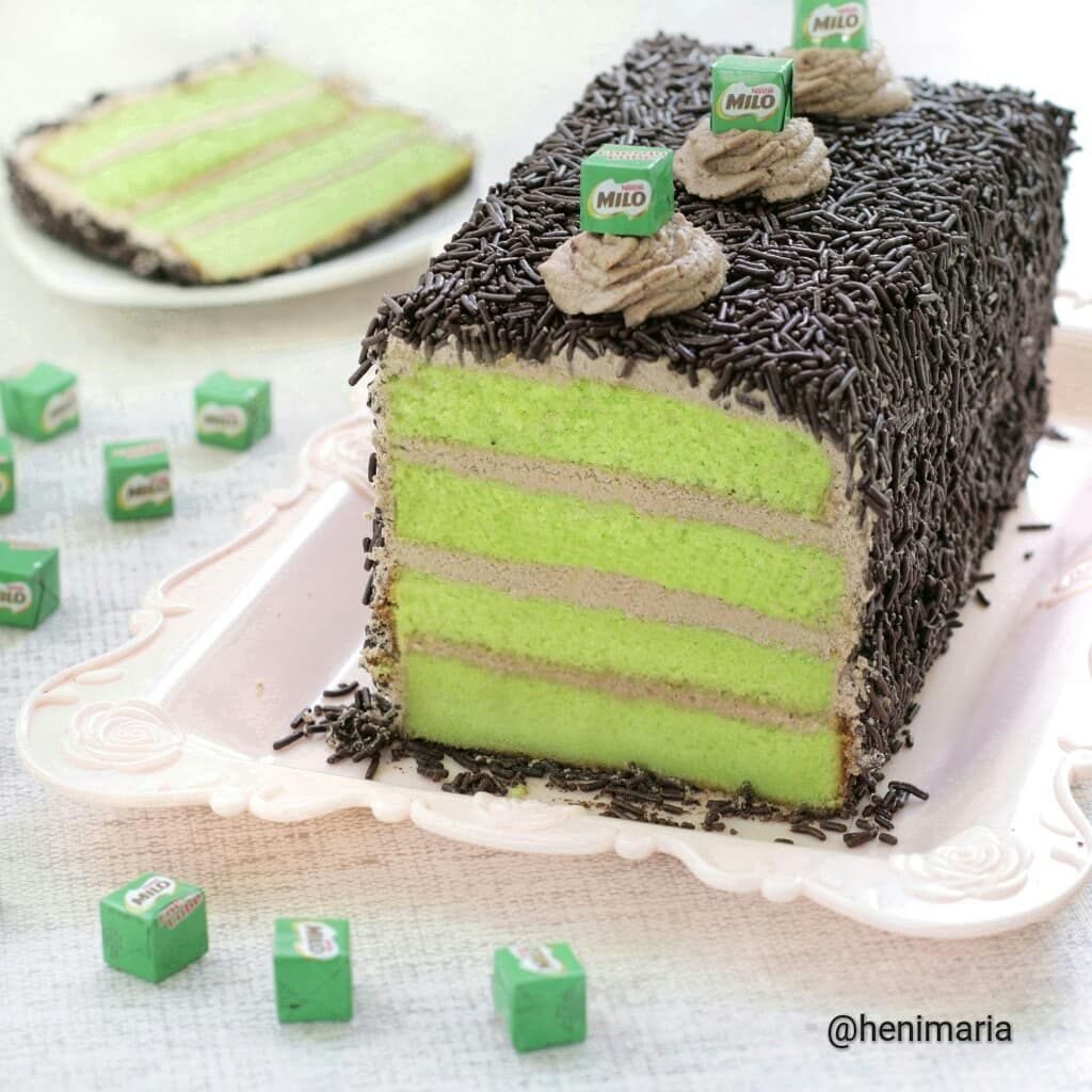 Resep kue tart lembut dan mengembang