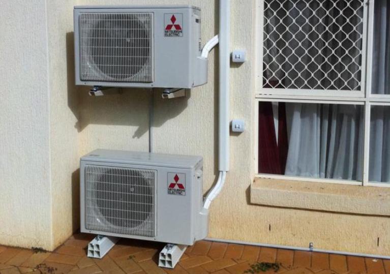 bolehkah memasang outdoor ac di dalam rumah