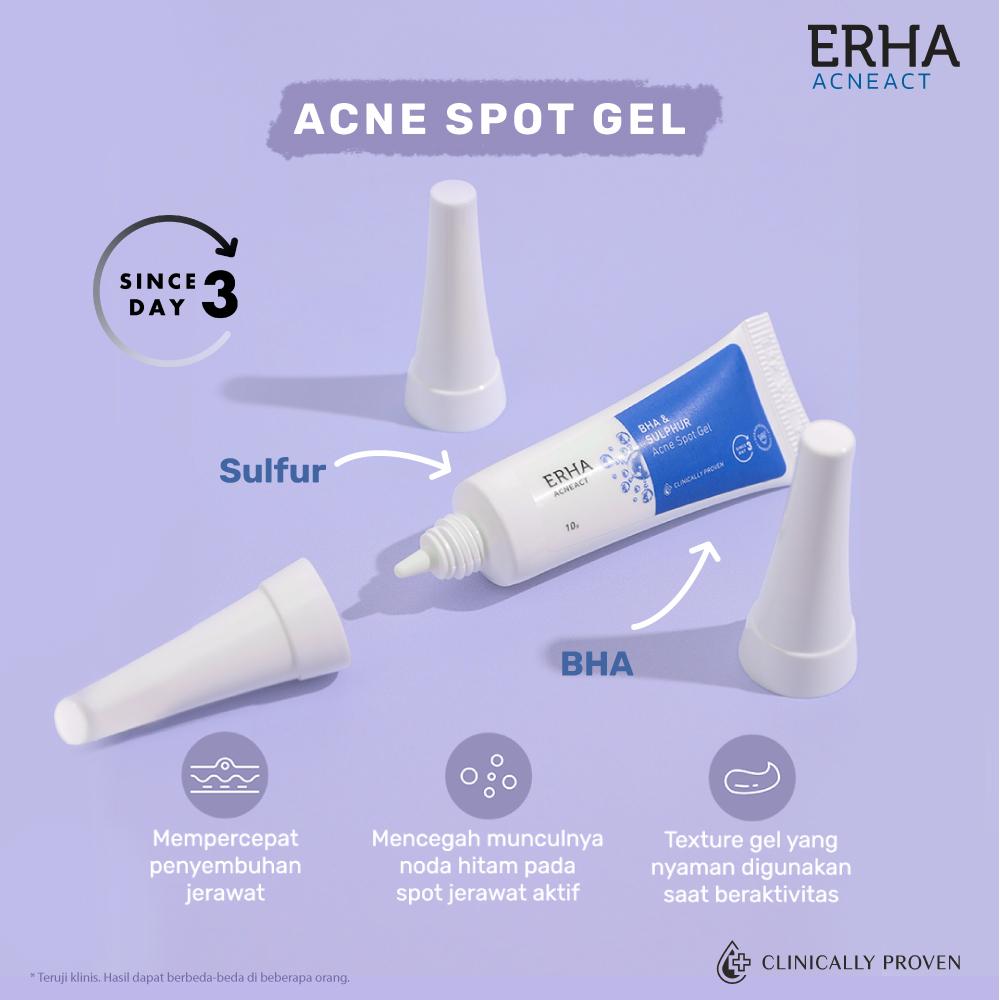 Review Erha Acne Spot Gel