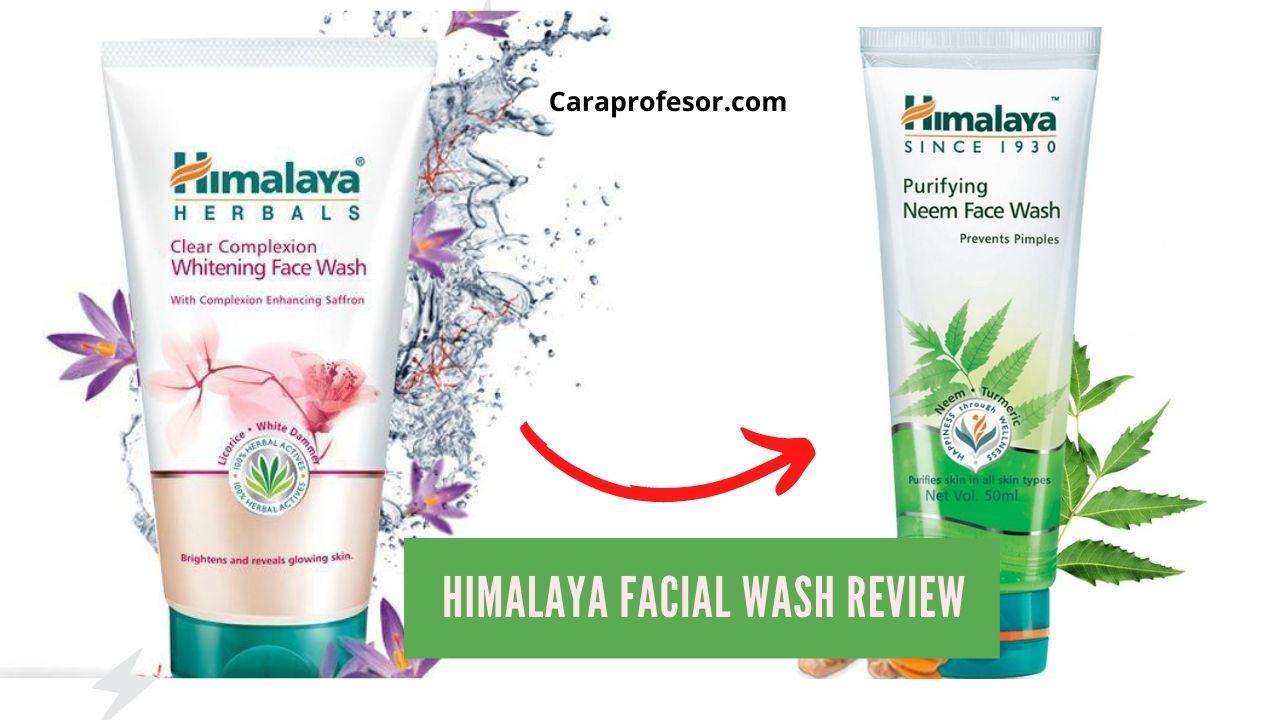 Himalaya Facial Wash Review