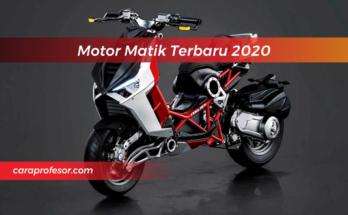 Motor Matik Terbaru 2020