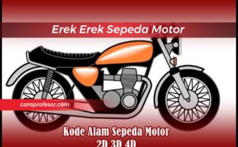 Erek Erek Sepeda Motor