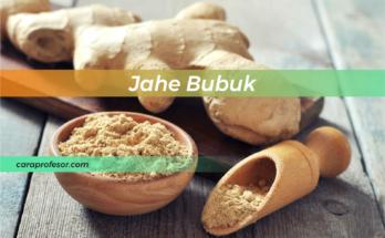 Jahe Bubuk
