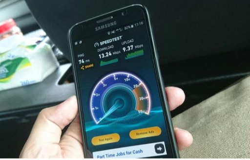 Check Kecepatan Internet