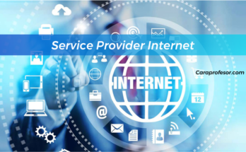 Service Provider Internet